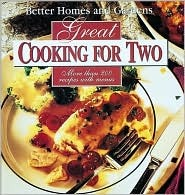 Great Cooking for Two by Carolyn B. Mitchell