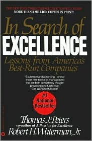 Ebook In Search of Excellence by Thomas J. Peters DOC!