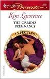 The Carides Pregnancy by Kim Lawrence