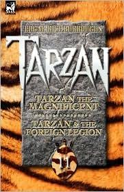 Tarzan, Vol 11 (Tarzan, #21-22)