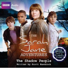 The Sarah Jane Adventures by Scott Handcock