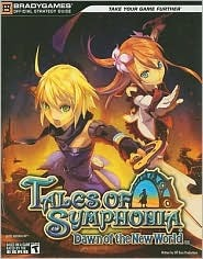 Tales of Symphonia: Dawn of the New World Official Strategy Guide
