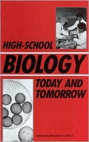 High-School Biology Today and Tomorrow