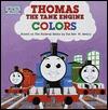 Thomas the Tank Engine Colors (Board Books)