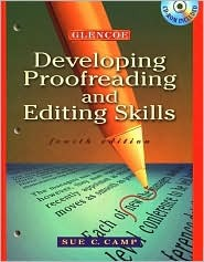 Developing proofreading and editing skills by sue c camp fandeluxe Images