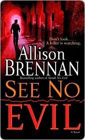 See No Evil by Allison Brennan