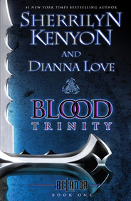 Book Review: Sherrilyn Kenyon & Dianna Love's Blood Trinity