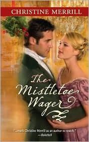 the mistletoe wager merrill christine