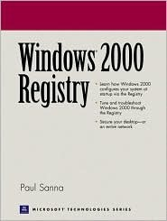 windows-2000-registry