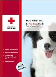 Dog First Aid [With DVD]