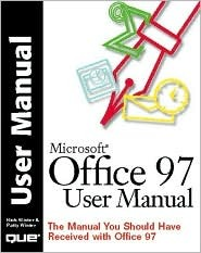 Office 97 User Manual