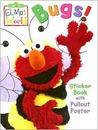 Sesame Street Elmo's World Sticker Book With Poster (Sesame Street Elmo's World)