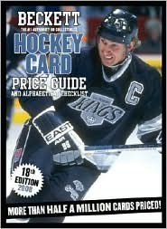 Beckett Hockey Card Price Guide: And Alphabetical Checklist