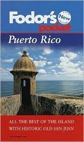Fodor's Pocket Puerto Rico, 5th Edition