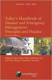 Tolley's Handbook of Disaster and Emergency Management: Principles and Practice