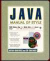 Java Manual of Style by Nathan Gurewich