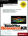 Backoffice Small Business Server 4.5 Resource Kit