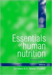 Essentials of Human Nutrition by Jim Mann
