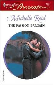 The Passion Bargain by Michelle Reid