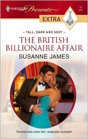 The British Billionaire Affair by Susanne James
