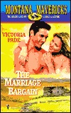 The Marriage Bargain (Montana Mavericks: Wed in Whitehorn Series #4)