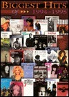 Biggest Hits of 1994-1995: Piano/Vocal/Chords