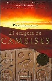 El enigma de Cambises by Paul Sussman