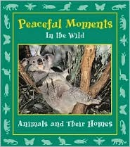 Peaceful Moments in the Wild: Animals and Their Homes