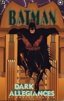 Batman by Howard Chaykin
