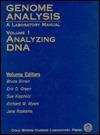 Genome Analysis: A Laboratory Manual, Volume 1: Analyzing DNA