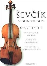 Sevcik Violin Studies - Opus 1, Part 1: School of Violin Technique