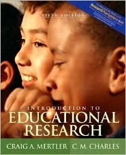 Introduction to Educational Research (with Research Navigator) (5th Edition)