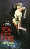 Song of the Vampire by Carmen Adams