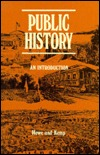 Public History: An Introduction