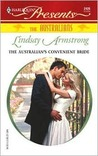 The Australian's Convenient Bride by Lindsay Armstrong