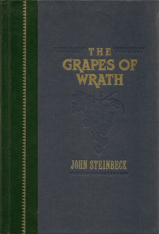 comparison between the grapes of wrath by john steinbeck and book of exodus part of the old testamen Peter lisca has noted that the novel reflects the three-part division of the old testament exodus account which includes captivity, journey, and the promised land2 the joads' story is a direct parallel with that of the hebrews.