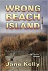 Wrong Beach Island (Meg Daniels, #3)