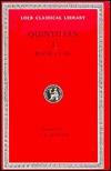 Institutio Oratoria, Books 1-3