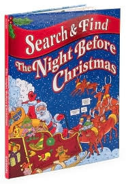 Search & Find: The Night Before Christmas