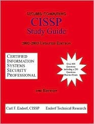 Secured Computing: Cissp Study Guide