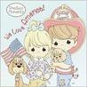 We Love America by Linda Masterson