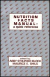 Nutrition Facts Manual: A Quick Reference