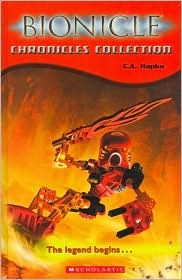 Bionicle Chronicles Collection