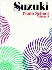 Suzuki Piano School, Vol 3