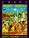 Gurps Planet Krishna: Swashbuckling Adventure in Space