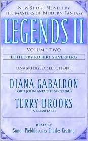 Legends II: New Short Novels by the Masters of Modern Fantasy: Volume Two (Legends 2, Volume 2of5)