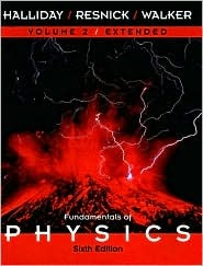 Volume 2 Chapters 22 45 Fundamentals Of Physics 6th Edition By