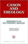 Canon and Theology