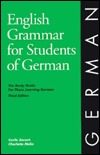 English Grammar for Students of German by Cecile Zorach