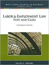 Labor & Employment Law: Text and Cases